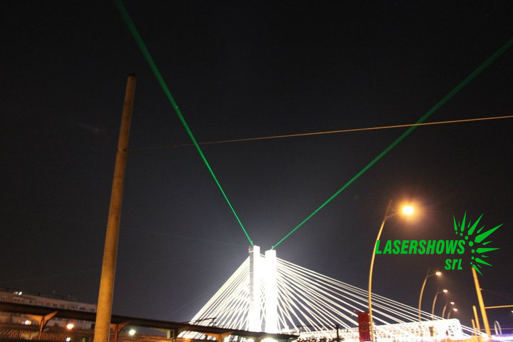 Hi Power Long Distance Lasers